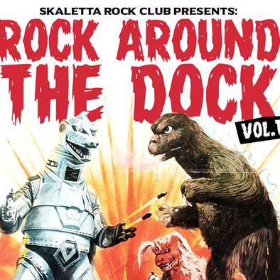 Rock Around The Dock vol.1