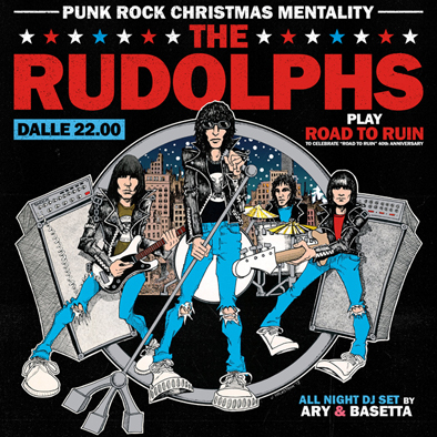 The Rudolphs play Road To Ruin